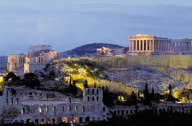 טיול מאורגן ליוון, אקרפוליס, אתונה