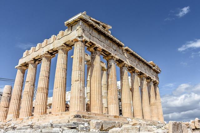 אקרופוליס, אתונה