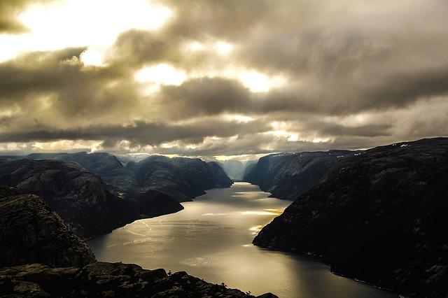 טיול לנורבגיה