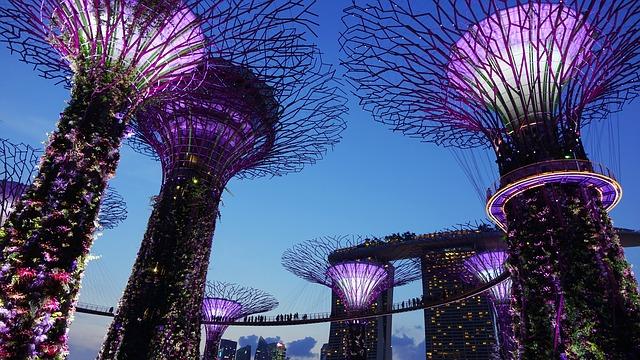 טיול משפחות לסינגפור