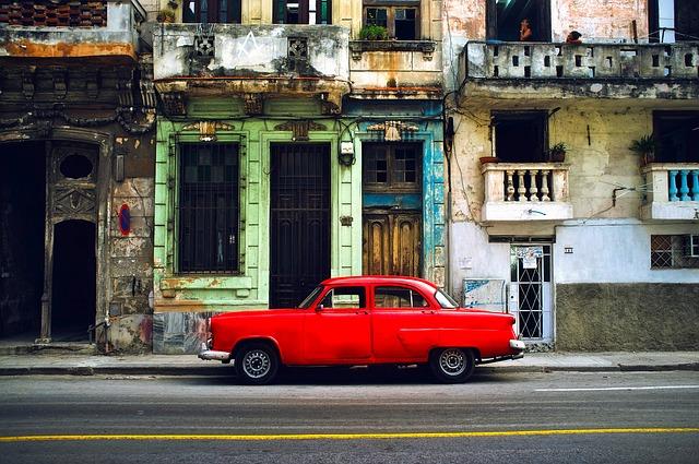 טיול מאורגן בקובה