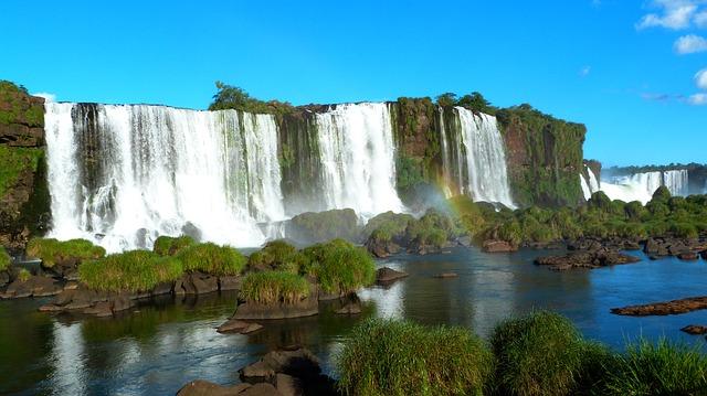 מפלי האיגואסו, טיולים מאורגנים לדרום אמריקה
