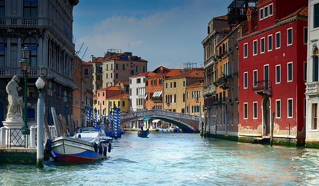טיול משפחות לוונציה