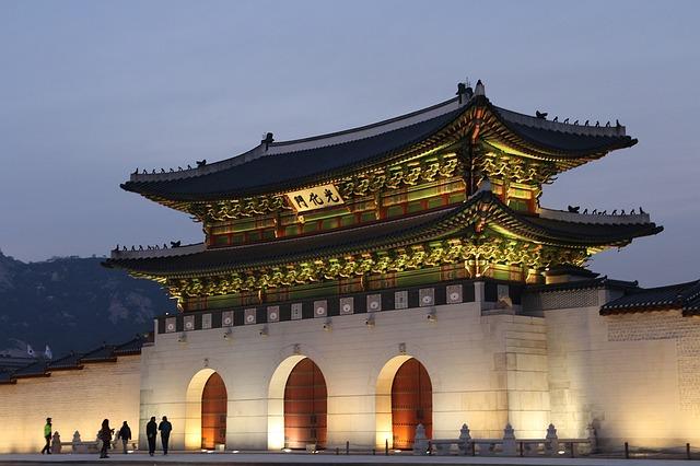 טיול מאורגן לקוריאה