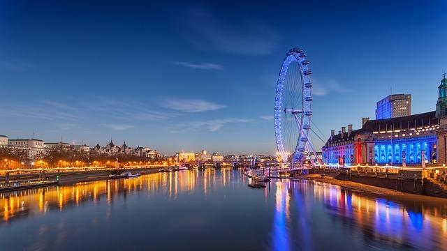 טיול משפחות ללונדון