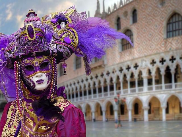 קרנבל המסיכות בוונציה