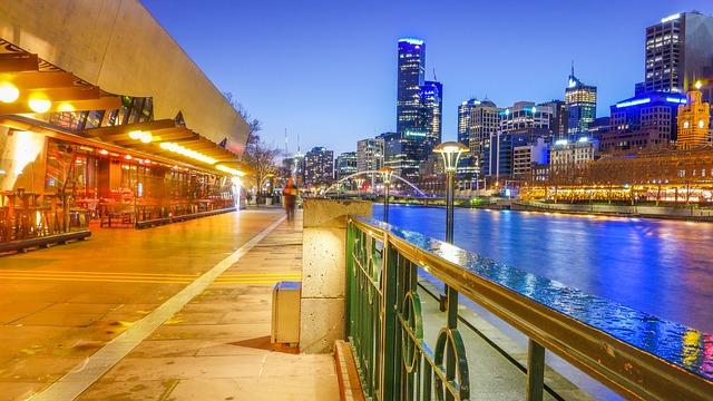 מלבורן, אוסטרליה