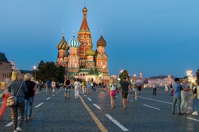מוסקבה, הכיכר האדומה