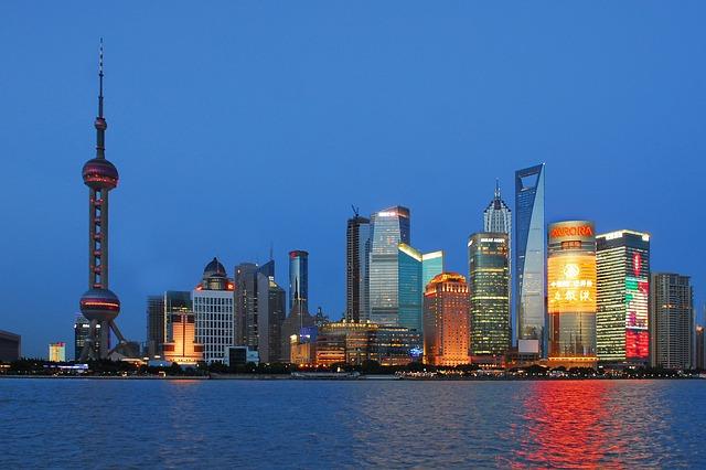 טיולים לסין, שנחאי