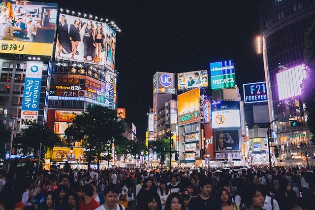 טוקיו, רובע שיבויה