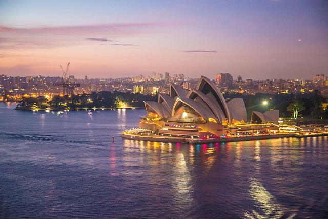 סידני, טיולים לאוסטרליה