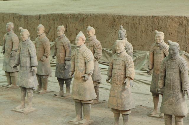 לוחמי הטרה קוטה בשיאן, טיול מאורגן לסין