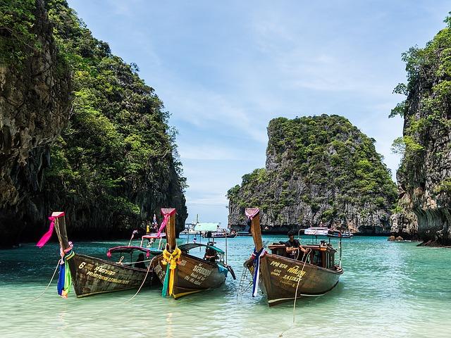 פוט, טיול מאורגן לתאילנד