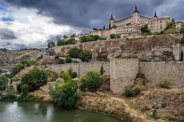 טולדו, טיול מאורגן לספרד